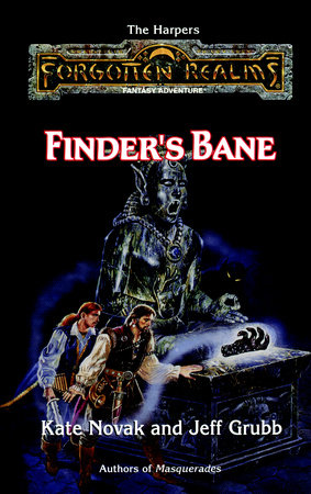 Finder's Bane by Kate Novak and Jeff Grubb