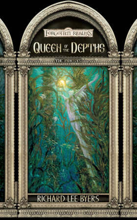 Queen of the Depths by Richard Lee Byers