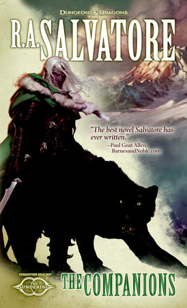 The Companions by R. A. Salvatore