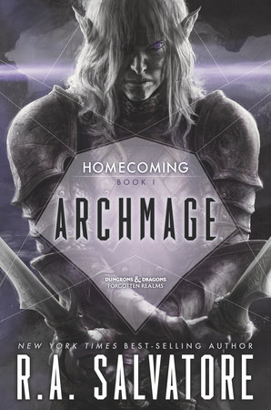Archmage by R. A. Salvatore