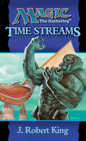 Time Streams by J. Robert King