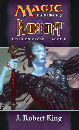Planeshift by J. Robert King