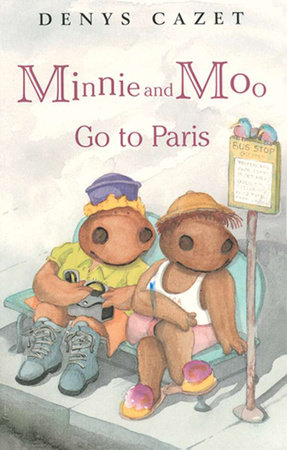 Minnie and Moo Go to Paris by DK and Denys Cazet