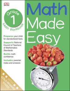 Math Made Easy: First Grade