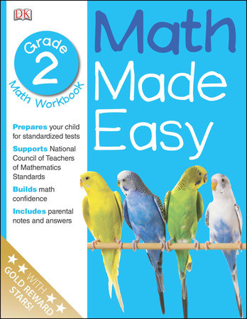 Math Made Easy: Second Grade by DK