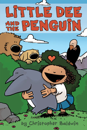 Little Dee and the Penguin by Christopher Baldwin