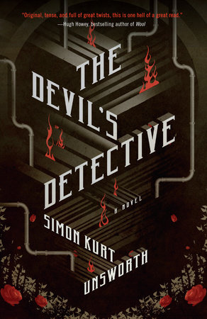The Devil's Detective by Simon Kurt Unsworth