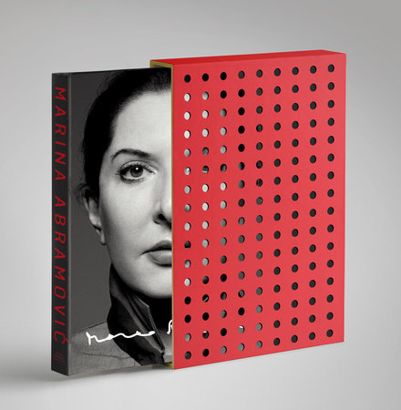 Walk Through Walls Signed and Numbered Collector's Edition by Marina Abramovic