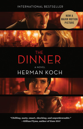 The Dinner (Movie Tie-In Edition) by Herman Koch
