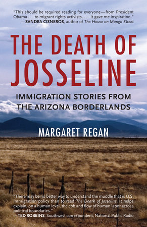 The Death of Josseline by Margaret Regan