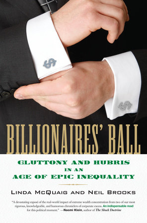 Billionaires' Ball by Linda McQuaig and Neil Brooks