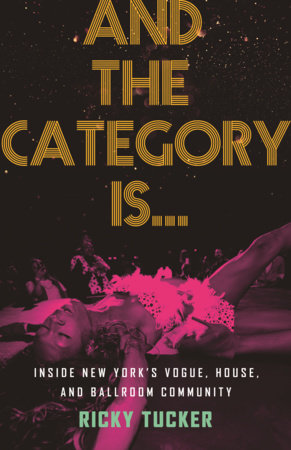 And the Category Is… by Ricky Tucker