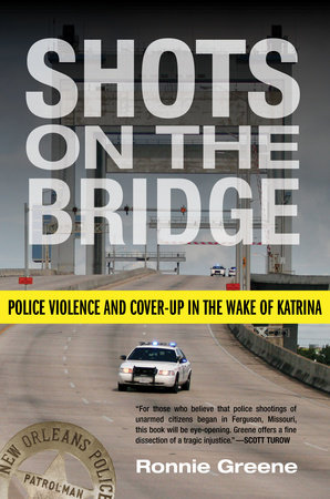 Shots on the Bridge by Ronnie Greene