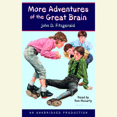 More Adventures of the Great Brain by John Fitzgerald