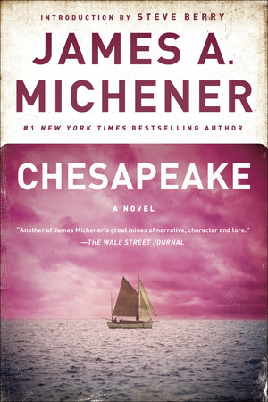 Chesapeake by James A. Michener