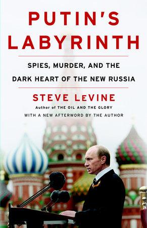 Putin's Labyrinth by Steve Levine