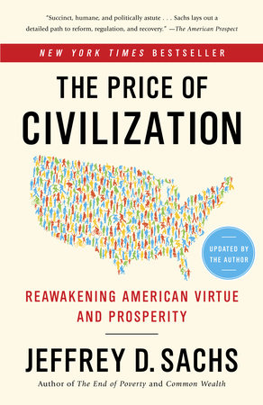 The Price of Civilization by Jeffrey D. Sachs