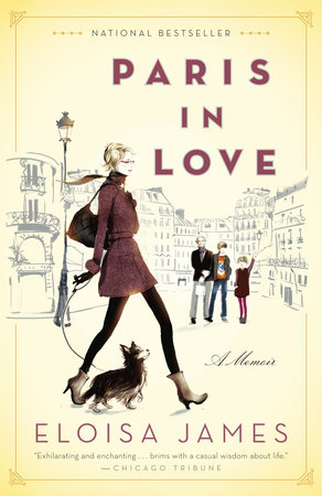 Paris in Love by Eloisa James
