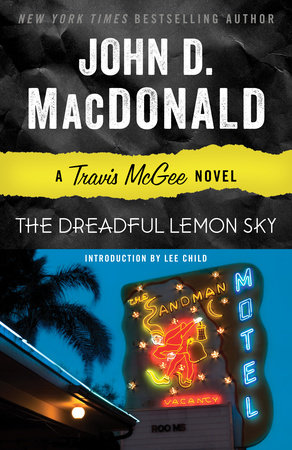 The Dreadful Lemon Sky by John D. MacDonald