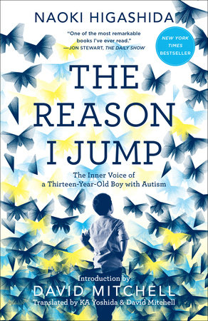 The Reason I Jump Book Cover Picture