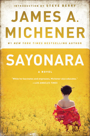Sayonara by James A. Michener