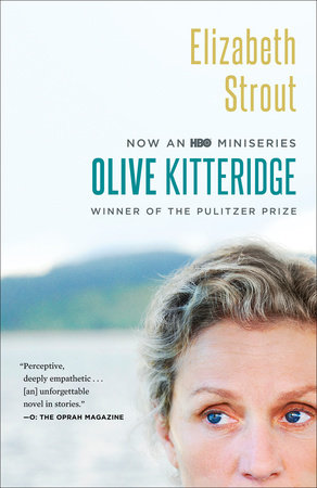 Olive Kitteridge (HBO Miniseries Tie-in Edition) by Elizabeth Strout