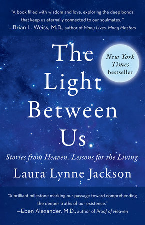 The Light Between Us by Laura Lynne Jackson
