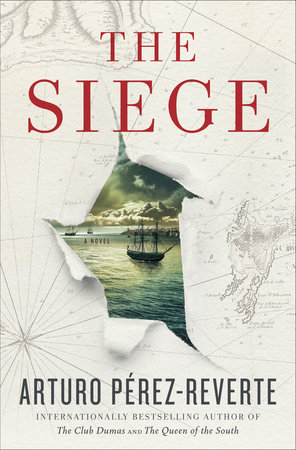 The Siege by Arturo Pérez-Reverte