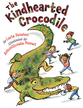 The Kindhearted Crocodile by Lucia Panzieri