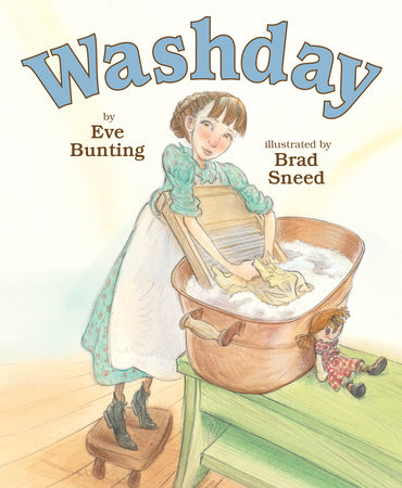 Washday by Eve Bunting