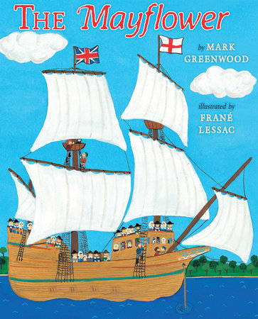 The Mayflower by Mark Greenwood