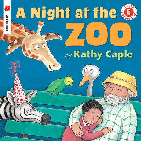 A Night at the Zoo by Kathy Caple