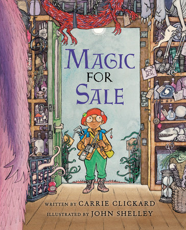 Magic For Sale by Carrie Clickard