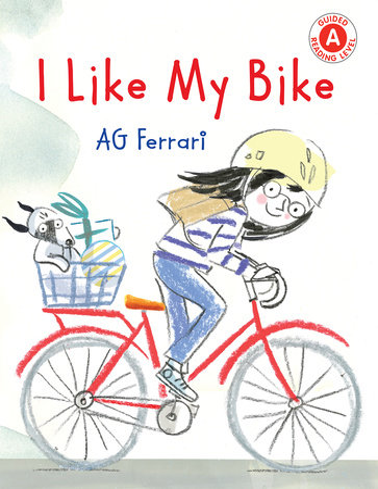 I Like My Bike by AG Ferrari