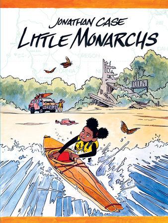 Little Monarchs by Jonathan Case