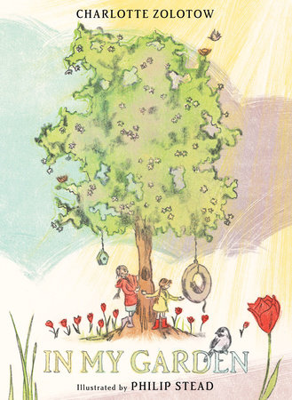 In My Garden by Charlotte Zolotow