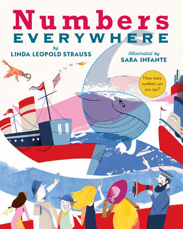 Numbers Everywhere by Linda Leopold Strauss