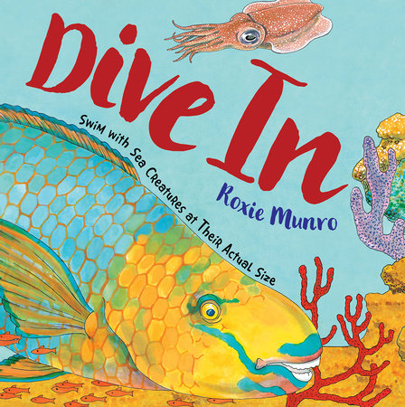 Dive In by Roxie Munro