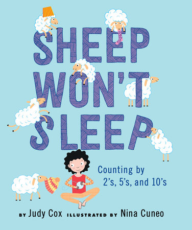 Sheep Won't Sleep by Judy Cox