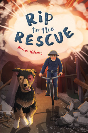 Rip to the Rescue by Miriam Halahmy