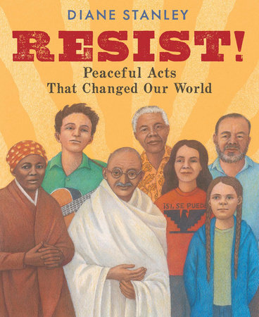 Resist! by Diane Stanley