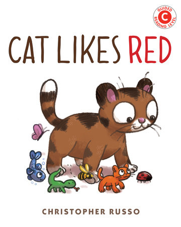Cat Likes Red by Christopher Russo