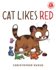 Cat Likes Red