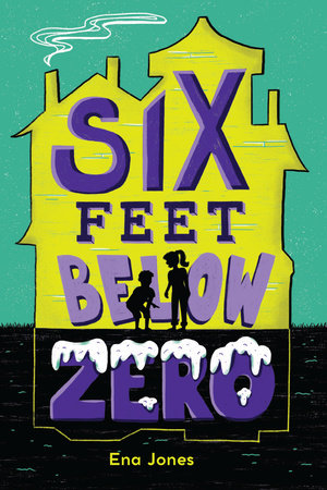 Six Feet Below Zero by Ena Jones