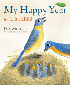 My Happy Year by E.Bluebird