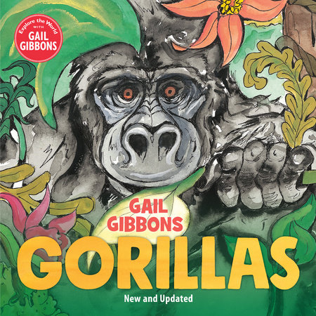 Gorillas (New & Updated Edition) by Gail Gibbons