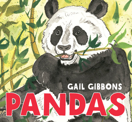Pandas by Gail Gibbons