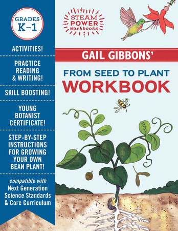 Gail Gibbons' From Seed to Plant Workbook by Gail Gibbons
