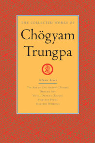The Collected Works of Chögyam Trungpa: Volume 7