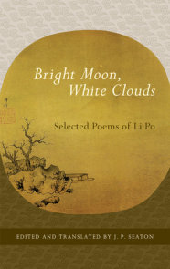 Bright Moon, White Clouds